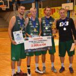 24 +áampion VIVIA 3x3 Streetballa - Ecos Romari - Vitez